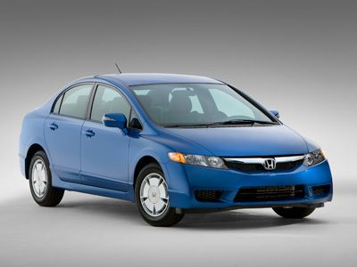 2017 Honda Civic Hybrid