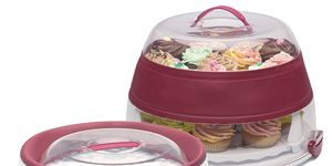 Snap N Stack Food Storage Cookie And Cupcake Carrier Review