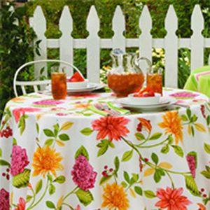 Bardwil Indoor/Outdoor Tablecloth Review