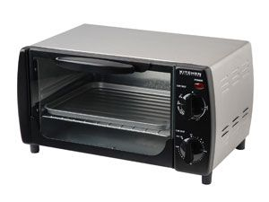 Kitchen Selectives Four Slice Toaster Oven To 09ss