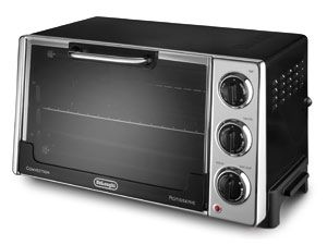 delonghi convection toaster oven with broiler and rotisserie ro 2058 rh goodhousekeeping com Countertop Convection Oven Toaster Oven