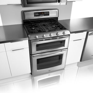 Wonderful Maytag Gemini Double Oven Gas Range Mgt8885x