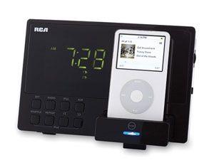 jensen alarm clock ipod dock manual