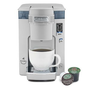 Cuisinart Single Serve Brewing System Review