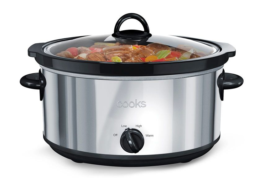 JCPenney Cooks Slow Cooker #6000-SS Review