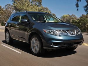 2012 Nissan Murano LE AWD Review