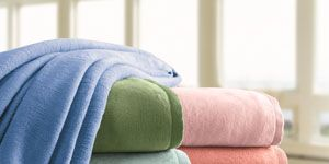 Image Cuddledown Cotton Fleece Blanket Review