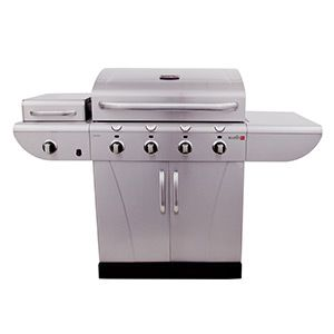 Char Broil Tru Infrared Commercial 4 Burner Gas Grill T 47d Review