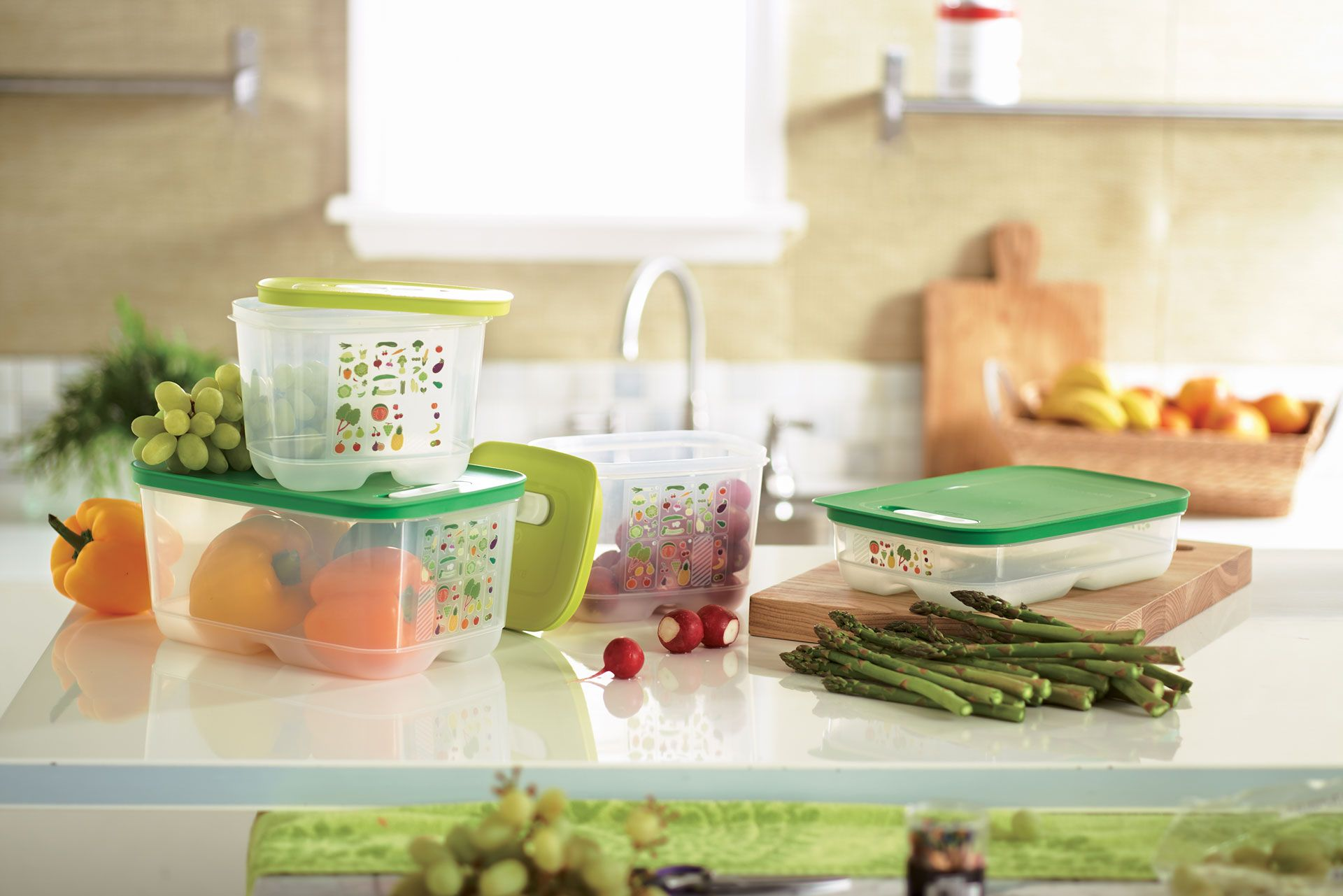 Tupperware FridgeSmart Containers Review