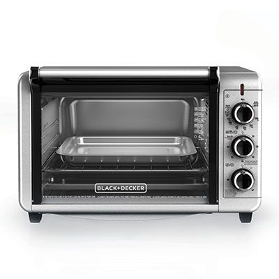 Black And Decker Convection Countertop Oven To3210ssd Review
