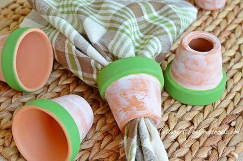 Peach, Orange, Teal, Creative arts, Pottery, Craft, earthenware, Thread,