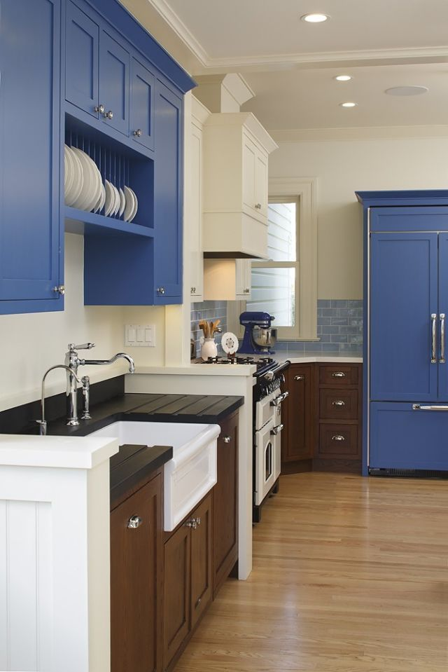 blue kitchen paint color ideas 17 best kitchen paint and wall colors ideas for popular 23207