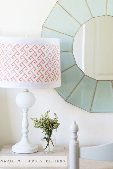 Diy Lamp Shade Makeovers Home Craft Ideas