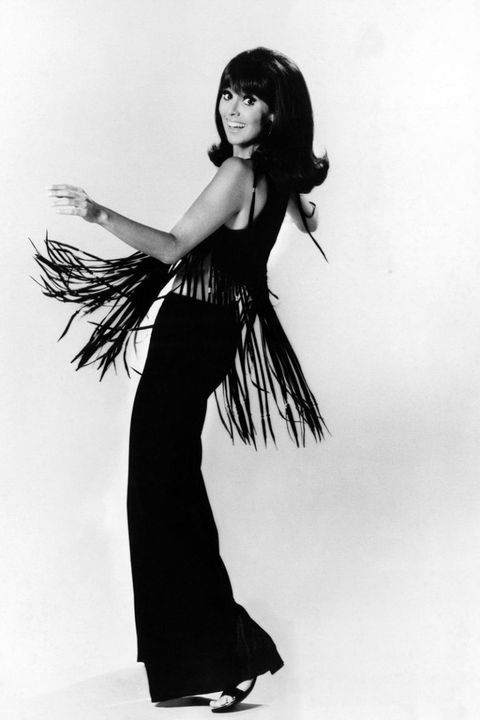 Marlo Thomas as Anne Marie in <i>That Girl</i>
