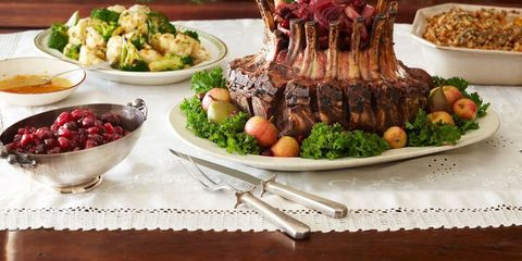 holiday dinner menu ideas holiday dinner recipes