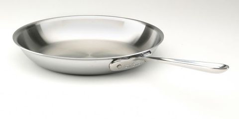 all clad stainless steel 12 inch skillet