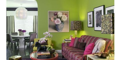Decorating With Gorgeous Greens