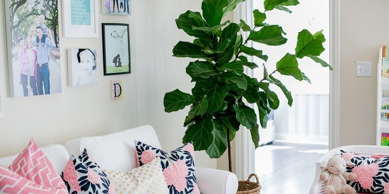 style a white sofa how to decorate a white couch rh goodhousekeeping com how to decorate a white couch