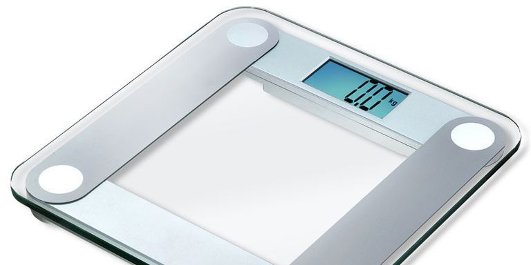 Eat Smart Digital Bathroom Scale