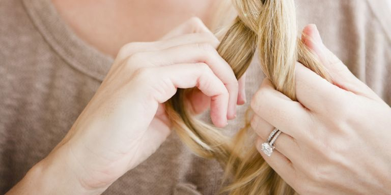 How To Style Hair At Night Hair Styling Tips For Pretty Hair In The Morning