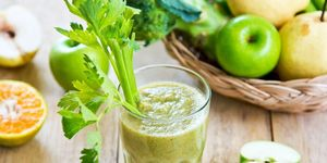 Celery Juice Benefits - How Drinking Celery Juice Affects