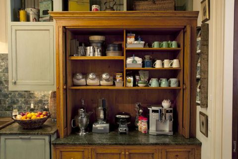 Paula Deen Organizing Tips - How to Organize Your Kitchen