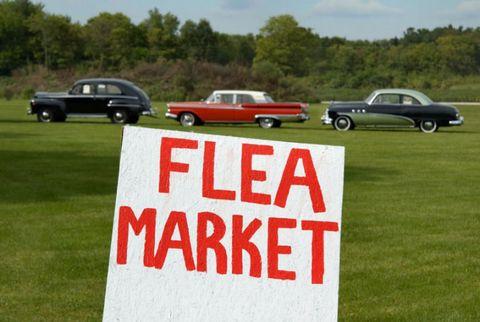 Flea Market Directory - Best Flea Markets Guide