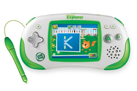 leapster explorer from leapfrog