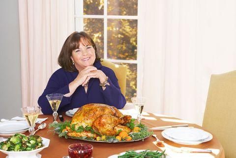 Ina Garten Thanksgiving Interview - Ina Garten Recipes for