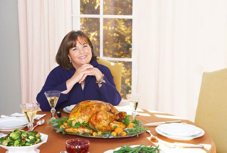 Ina Garten Thanksgiving Interview - Ina Garten Recipes for Thanksgiving