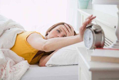 snooze alarm clock