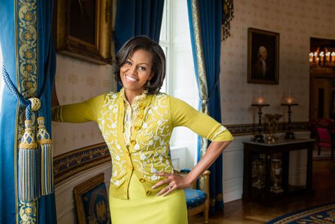 michelle obama 2012