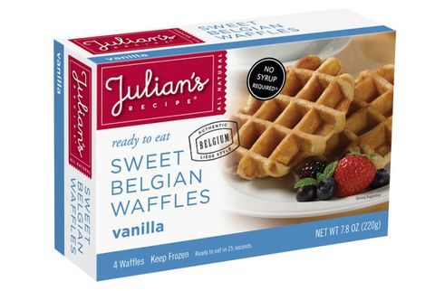 julians recipe sweet belgian waffles