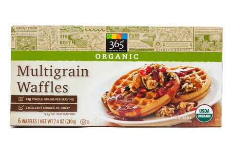 365 everyday value multigrain waffles