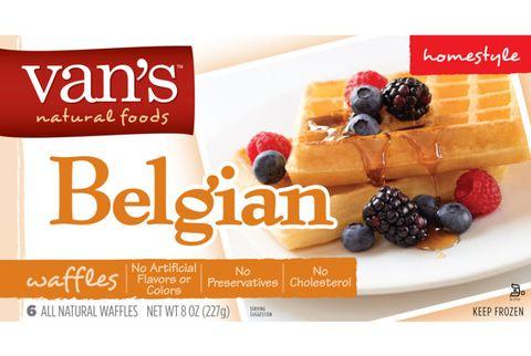 vans belgian homestyle waffles