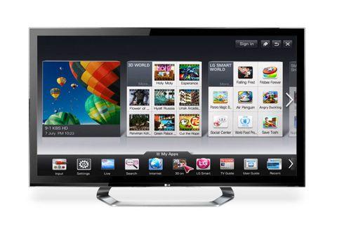 lg lm9600 55 inch internet tv