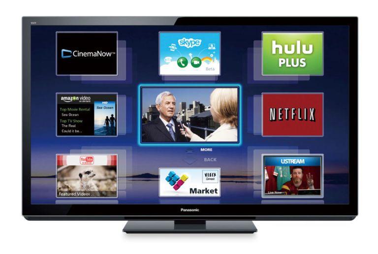 panasonic viera tc p55st50 55 inch internet tv