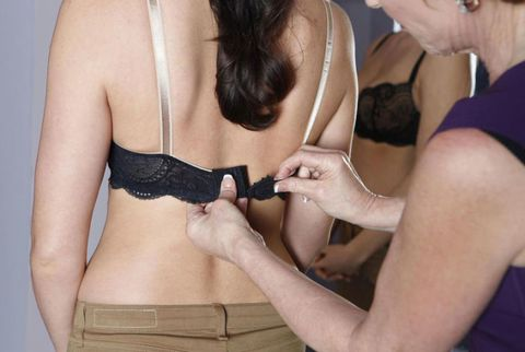 bra fitting