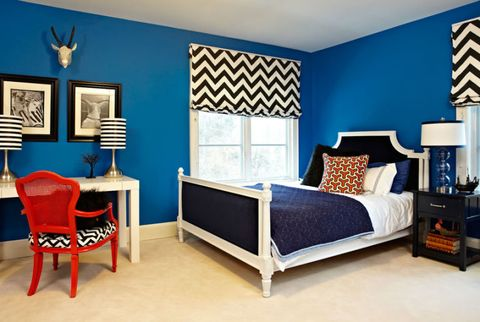Monaco Blue Room