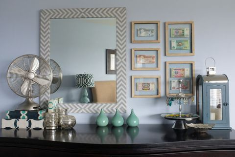Creative Things to Frame - Framed Craft Projects