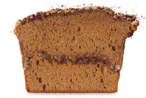 coffee cinnamon swirl pound cake