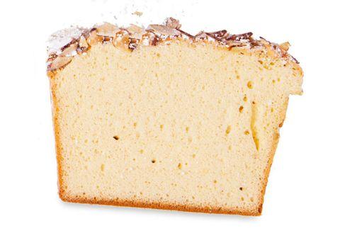 lemon almond crunch pound cake