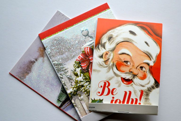 Greeting Card Crafts How To Use Old Cards