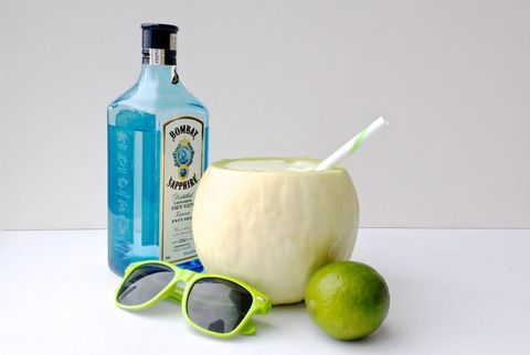 Cucumber-Melon Cooler