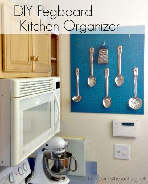 Diy Kitchen Utensil Organizers Kitchen Utensil