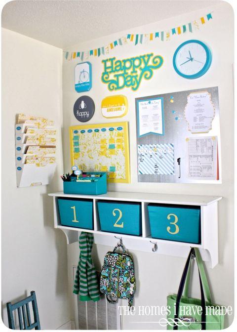 Blue, Green, Room, Turquoise, Aqua, Teal, Azure, Display board, Stationery, Creative arts,