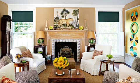 Tour a Little Red Schoolhouse That One Designer Calls Home