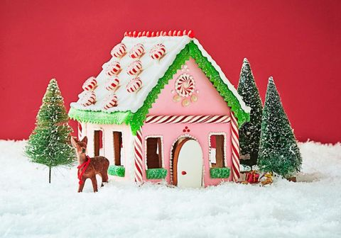 image - Gingerbread House Christmas Decorations