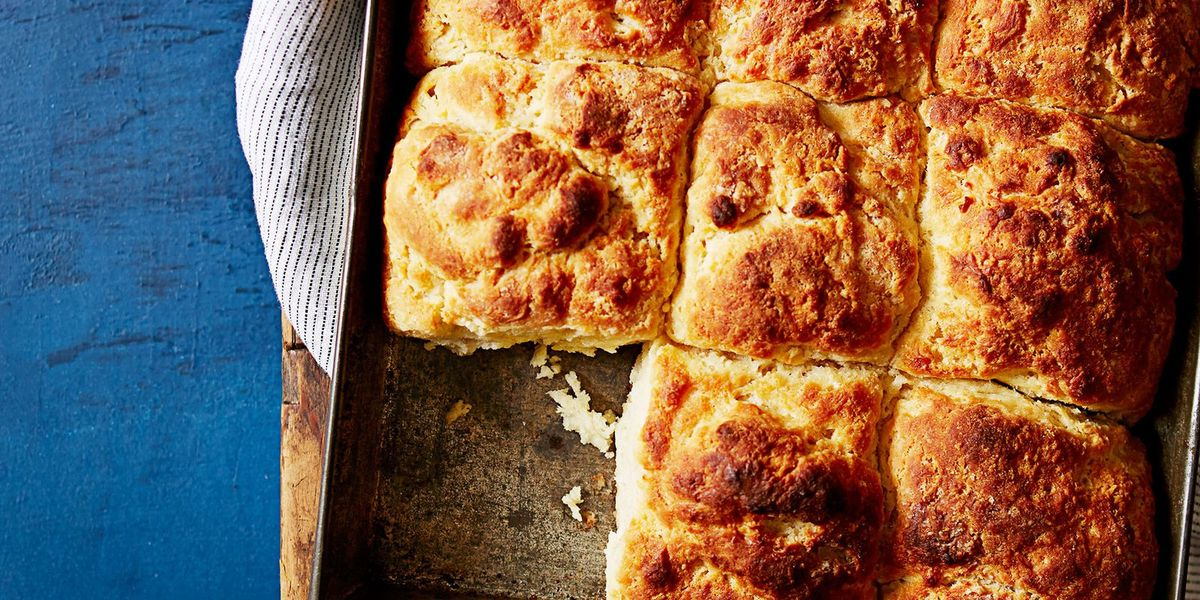 Quick N Easy Southern Biscuits Recipe