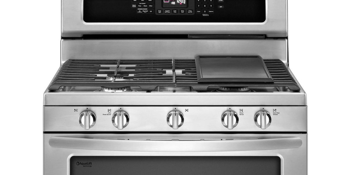 KitchenAid Gas Range Model #KGRS308BSS0 Review